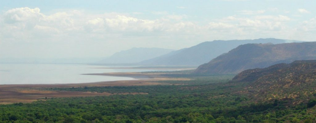 Lake manyara escarpment